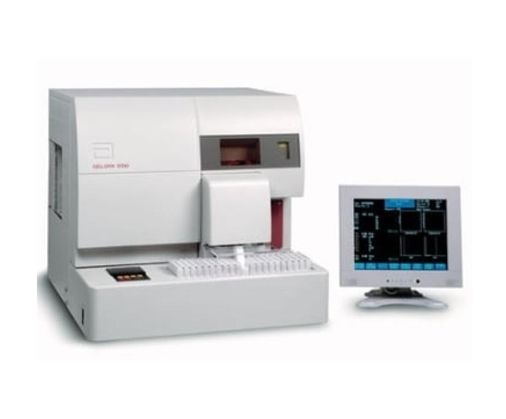 Cell-Dyn 3700 – Abbott μικροβιολογικό εργαστήριο mikroviologos florina Βασίλης Ιωάννου