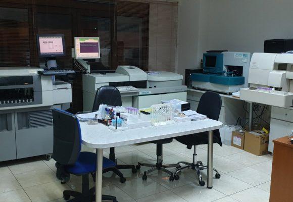 Μικροβιολογικό Βιοπαθολογικό Εργαστήριο Ιωάννου Βασίλειος φλωρινα